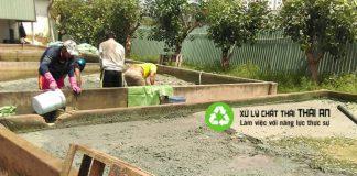 Hệ thống xử lý nước thải sinh hoạt môi trường Sài Gòn