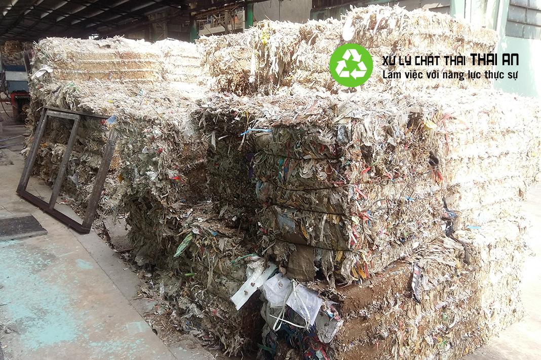 Tình trạng rác thải công nghiệp