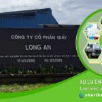 Công ty xử lý chất thải tại Long An