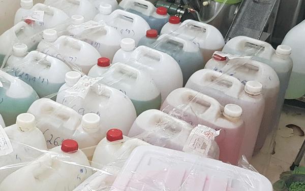 xử lý chất thải công nghiệp nguy hại