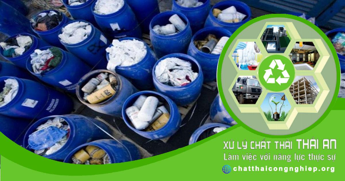 Cụ thể, một số phương pháp xử lý chất thải nguy hại có thể kể đến như