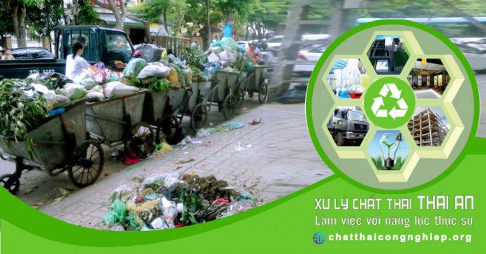 Những phương pháp xử lý chất thải dân sinh tại các đô thị