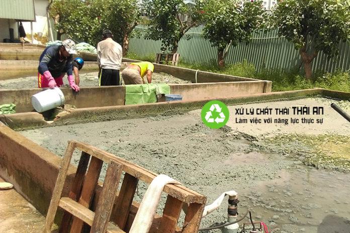 Hiện sơ bộ có thể chia các loại bùn thải, như sau