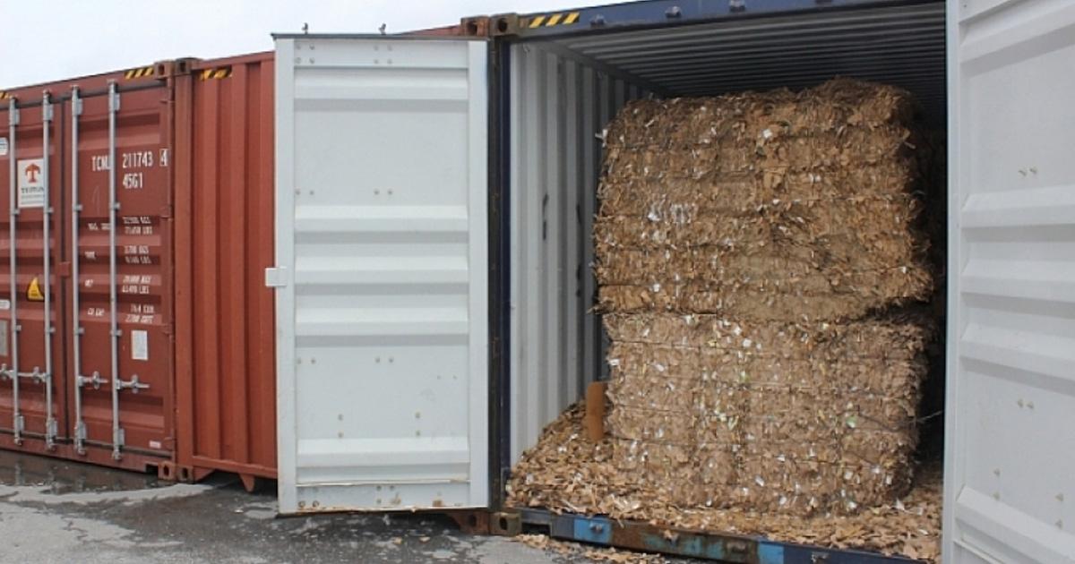 điều kiện nhập khẩu phế liệu giấy