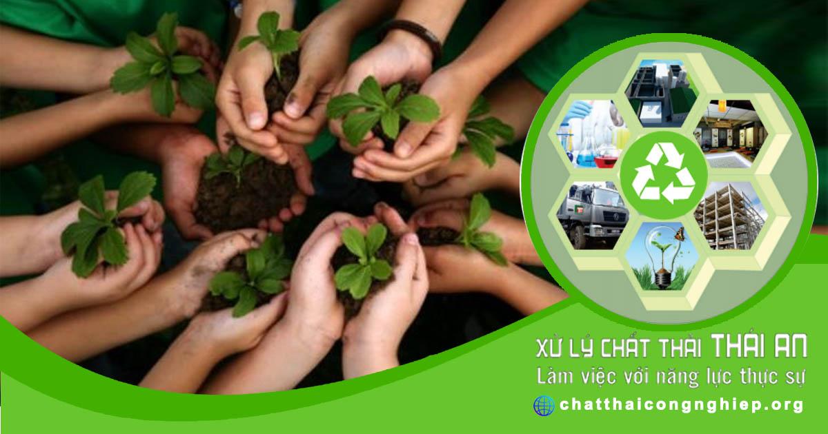Hãy bắt đầu dạy trẻ kỹ năng bảo vệ môi trường với việc sử dụng sản phẩm thiên nhiên