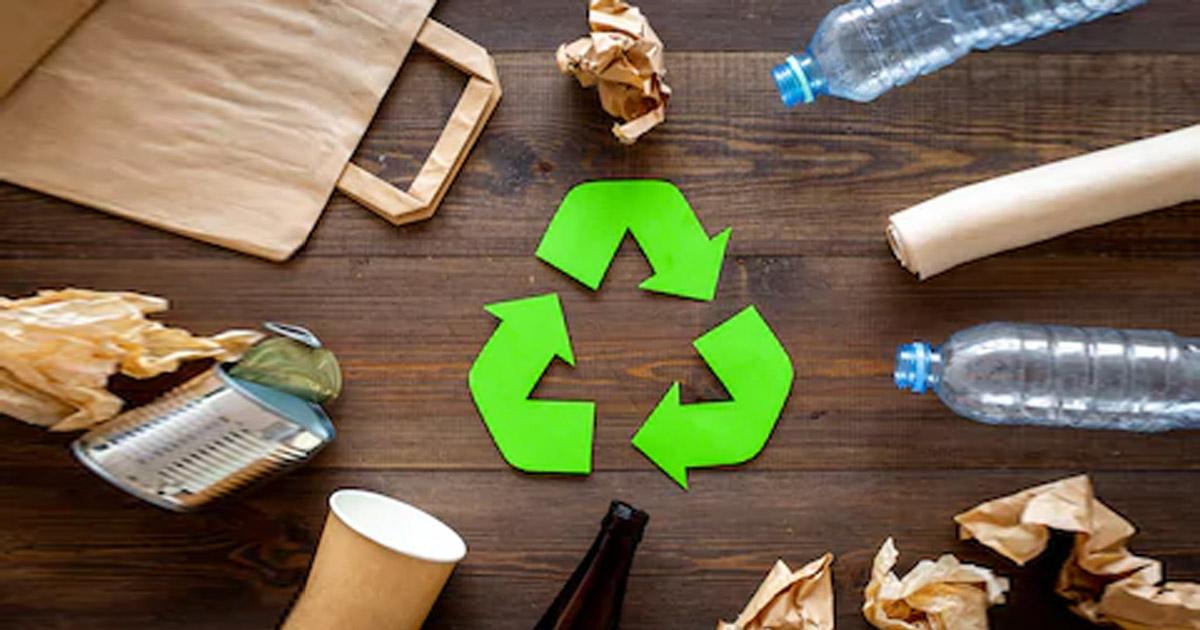 Những vật dụng chúng ta có thể tái chế tại nhà