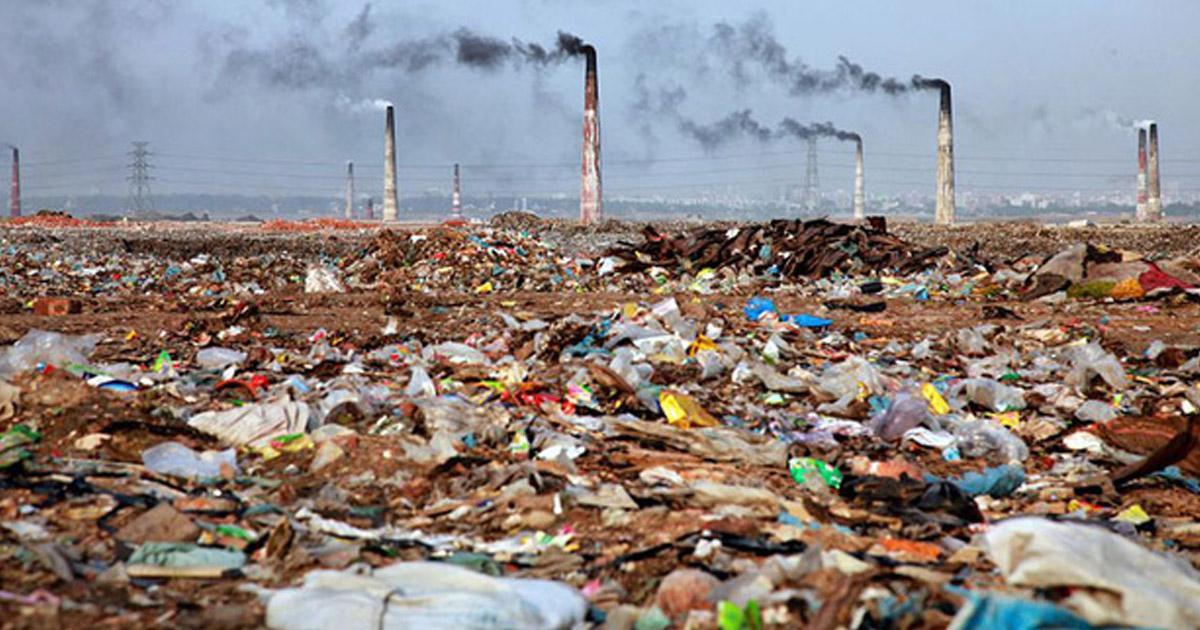 Các nguyên nhân gây ra tình trạng ô nhiễm môi trường hiện nay